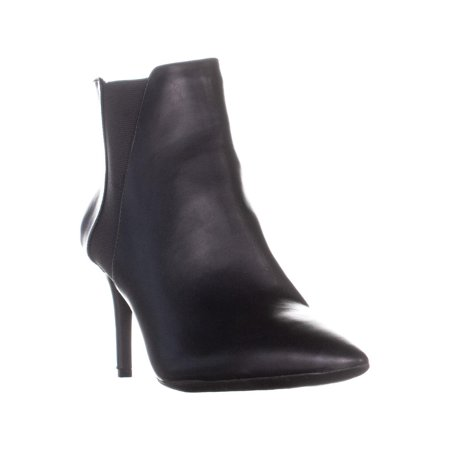 I35 Irsia Pointed Toe Ankle Boots, Black - image 6 of 6