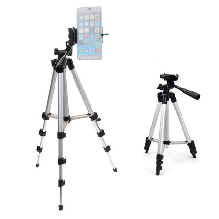 Camera Tripod Stand, TSV Professional Rotatable Retractable Tripod Monopod Mount Holder Stand for