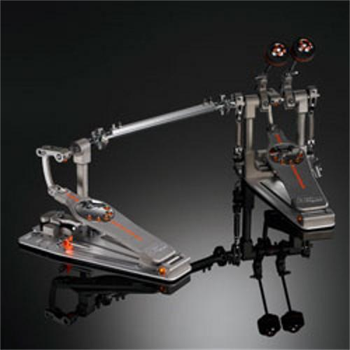 Pearl P3002DL Eliminator Demon Drive Double Bass Pedal (Left-Handed) by