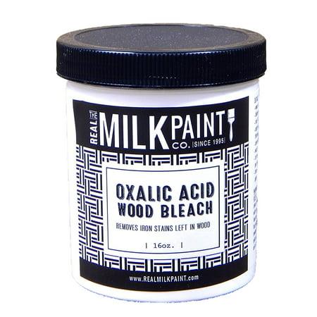 Real Milk Paint Oxalic Acid 16 OZ