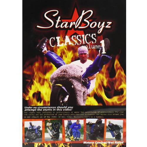 StarBoyz Classics, Volume 1