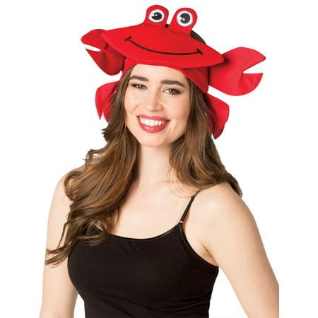 Crab Headband Adult Halloween Accessory - Halloween Crab Terrarium