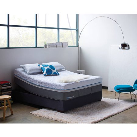 Sealy Posturepedic Premiere Hybrid Cobalt Firm Mattress - In Home White-Glove Delivery Included