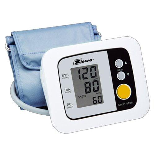 "4 Pk Zewa UAM-720 Automatic Blood Pressure Monitor 8.7""-12.6"" Cuff Incl. Battery"