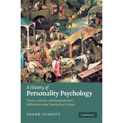 A History of Personality Psychology