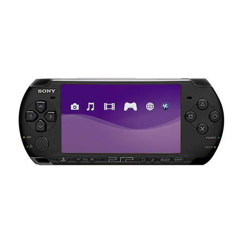 Sony PSP-3000: Best Android Gaming Consoles with Built-In MP3 Player