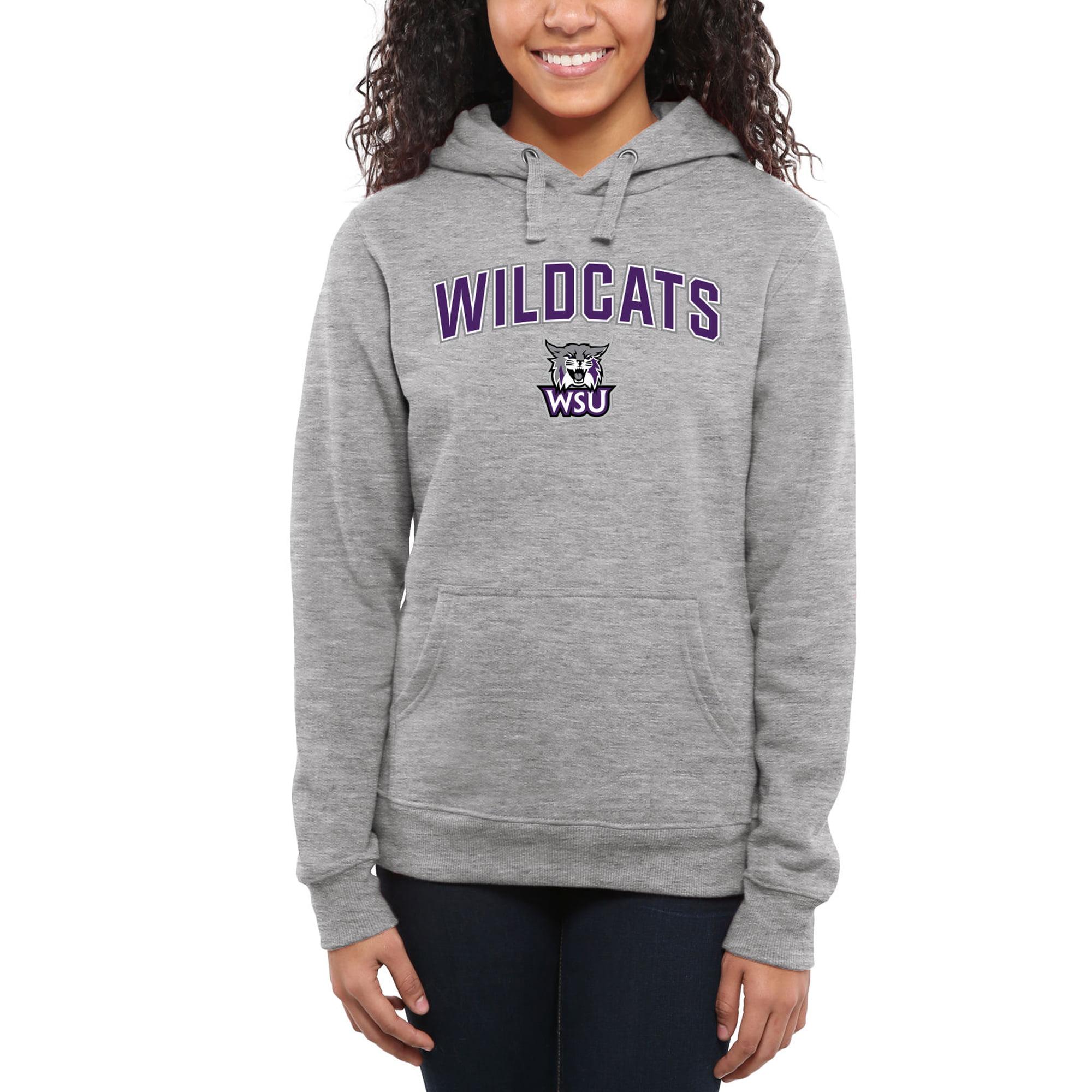 School Spirit Sweatshirt Weber State University Girls Pullover Hoodie Spray  Over Clothing Active Hoodies