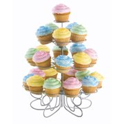 Wilton Cupcakes 'N More Mini Dessert Stand, 24 count