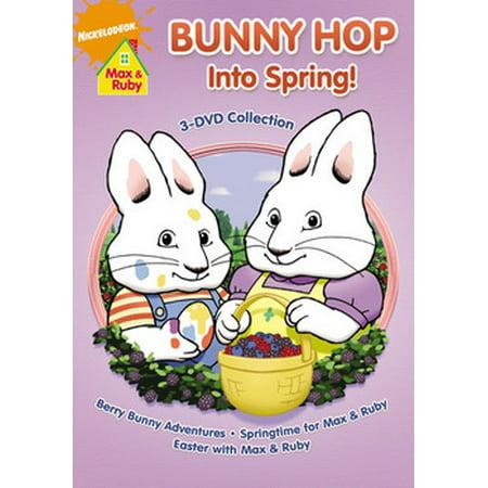 Max & Ruby: Bunny Hop Into Spring (DVD)