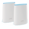NETGEAR Orbi™ Home WiFi System. Up to 5000sqft AC3000 Tri-Band WiFi (RBK50) By NETGEAR [WiFi Router & Satellite]