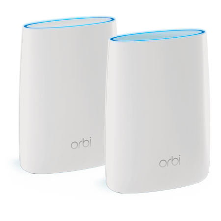 Netgear Orbi  Home Wifi System  Up To 5000Sqft Ac3000 Tri Band Wifi  Rbk50  By Netgear  Wifi Router   Satellite