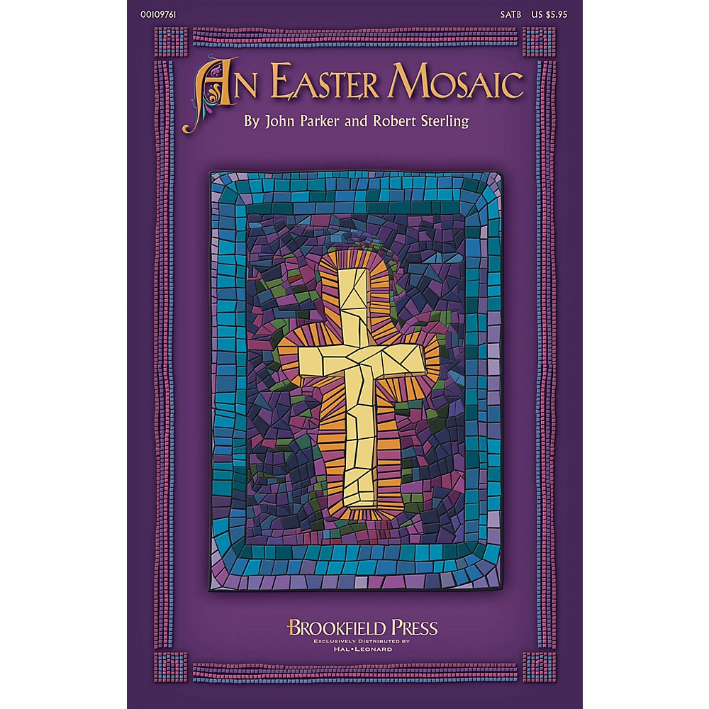 Brookfield An Easter Mosaic PREV CD PAK Composed by Robert Sterling