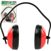 Fully Adjustable Earmuffs, Safety Work Protection by Stalwart
