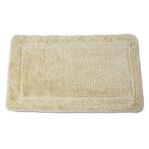 Microfiber Bath Rug, Linen