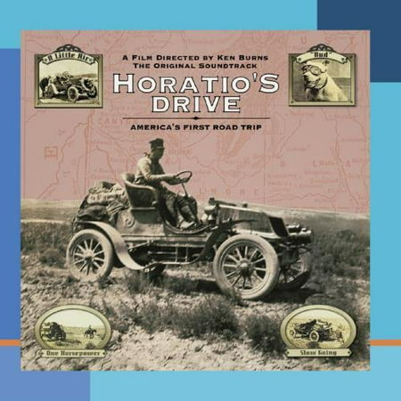 Horatio's Drive: America's First Road Trip Soundtrack (Test Drive Off Road Wide Open Soundtrack)