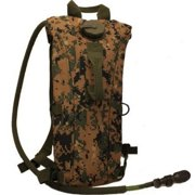 Tactical Scorpion Gear Military Styled 2.5L Hydration Backpack Multiple Color