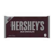 Hershey's, Giant Milk Chocolate Bar, 7 Oz.