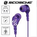 Scosche Noise Isolation Earbuds