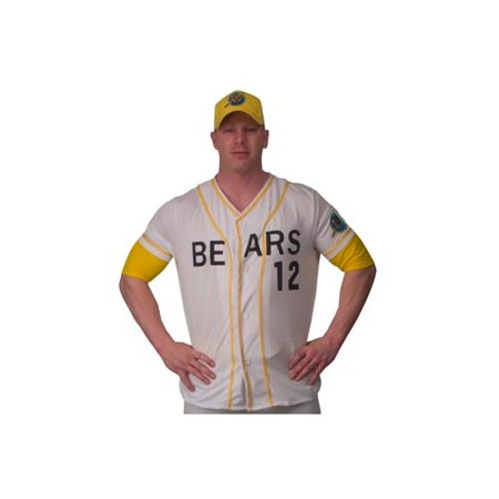 Bad News Bears Deluxe Jersey Costume Adult