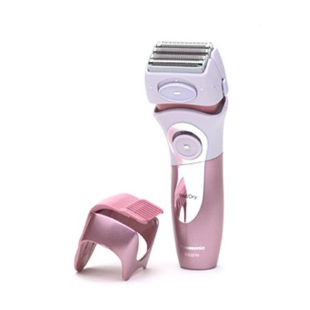 Panasonic ES2216PC Close Curves Wet / Dry  Shaver with Bikini Attachment