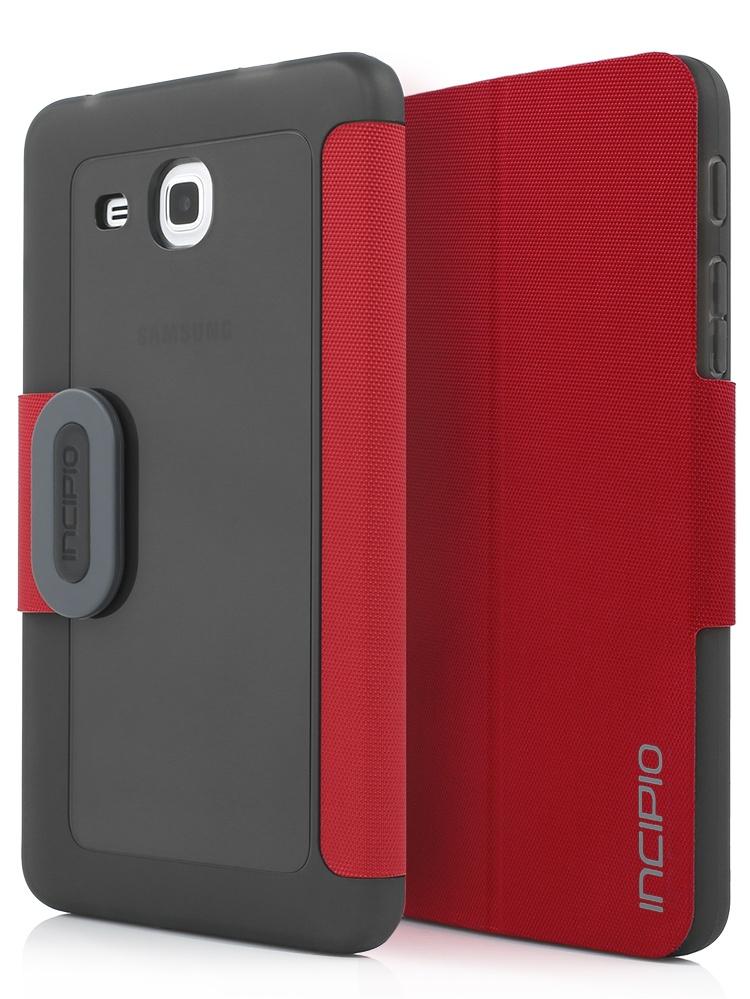 "Samsung Galaxy Tab A 7"" Case, Incipio [Folio][Protective] Clarion Case for Samsung Galaxy Tab A 7""- by INCIPIO"