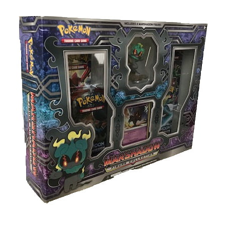 Pokemon Marshadow Figure Collection Box](Pokemon Ornaments)
