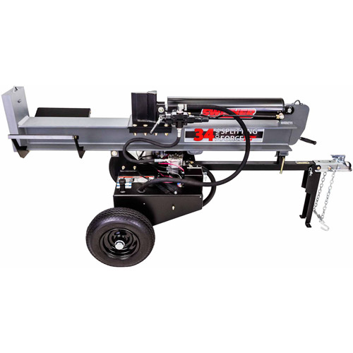 Swisher LSER11534 34-Ton Cold Weather Clutch Log Splitter 11.5 HP by Swisher Acquisition, Inc.