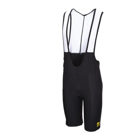 Body Glove Pro Comfort Bib Cycling Short (Black - XX-Large) ()