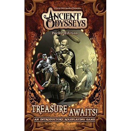 Ancient Odysseys : Treasure Awaits! Pocket Edition