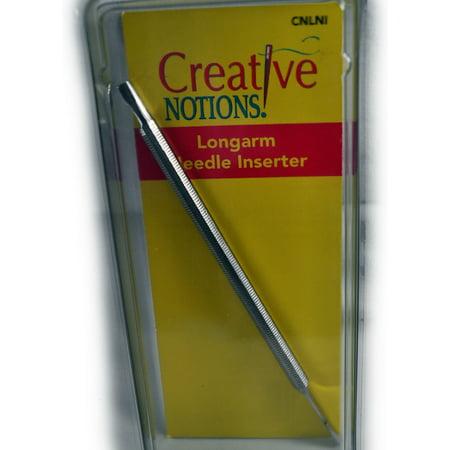 - Long Arm Needle Inserter
