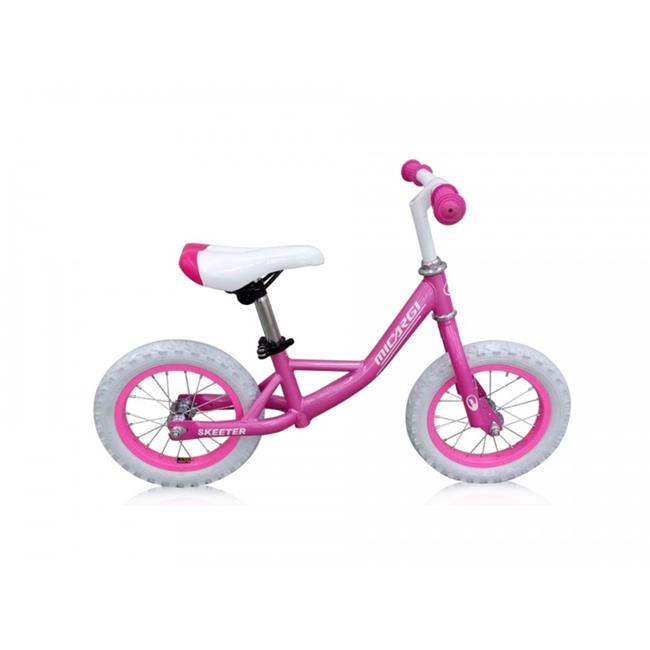 Micargi SKEETER-PK 12 in. Bicycle, Pink Frame & Pink Wheel