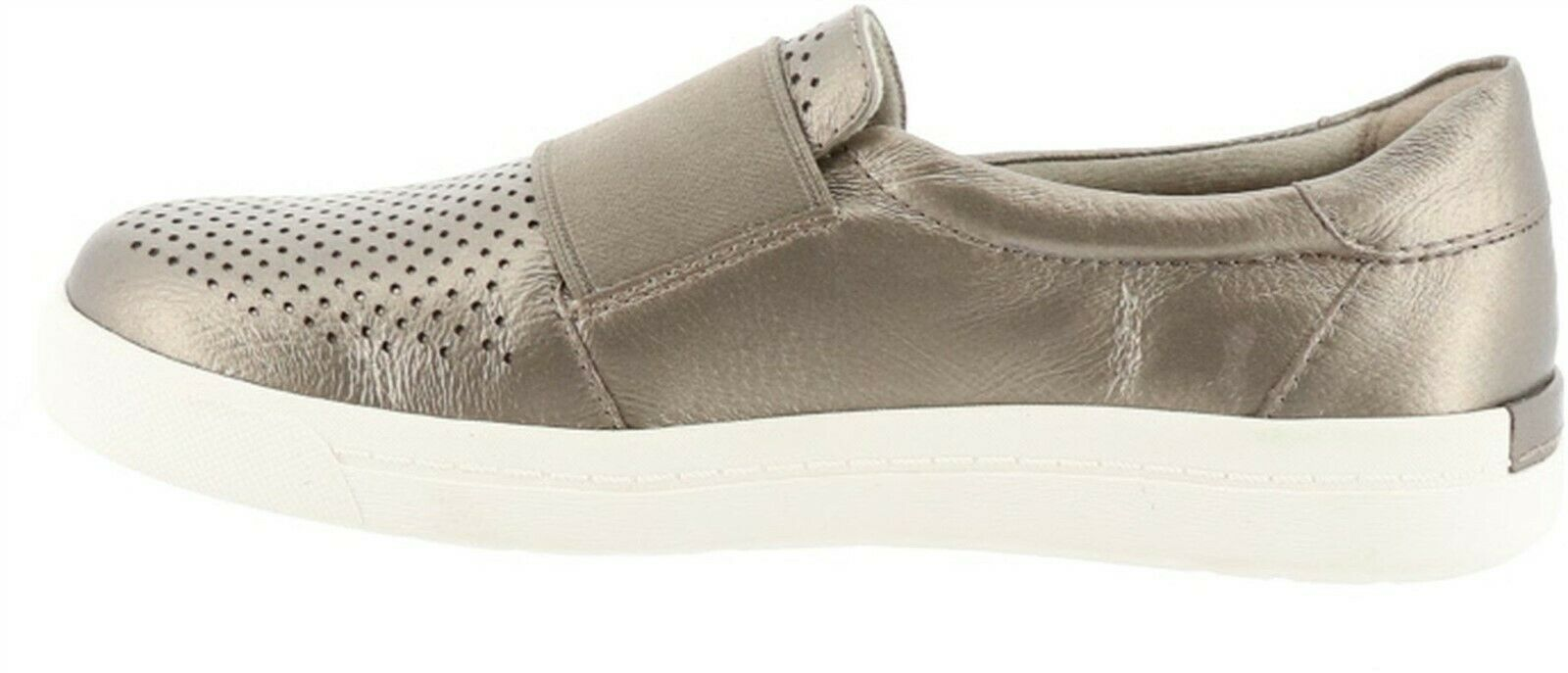 Earth Origins Perforated Leather Slip