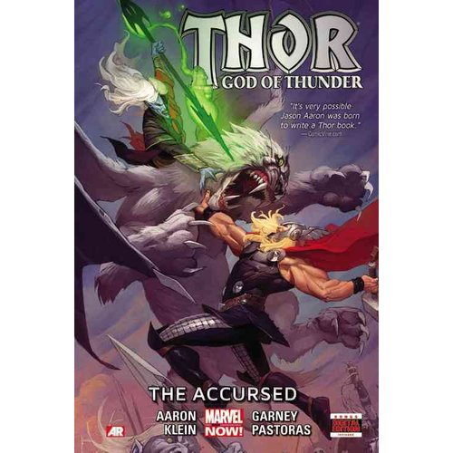 Thor: God of Thunder 3: The Accursed