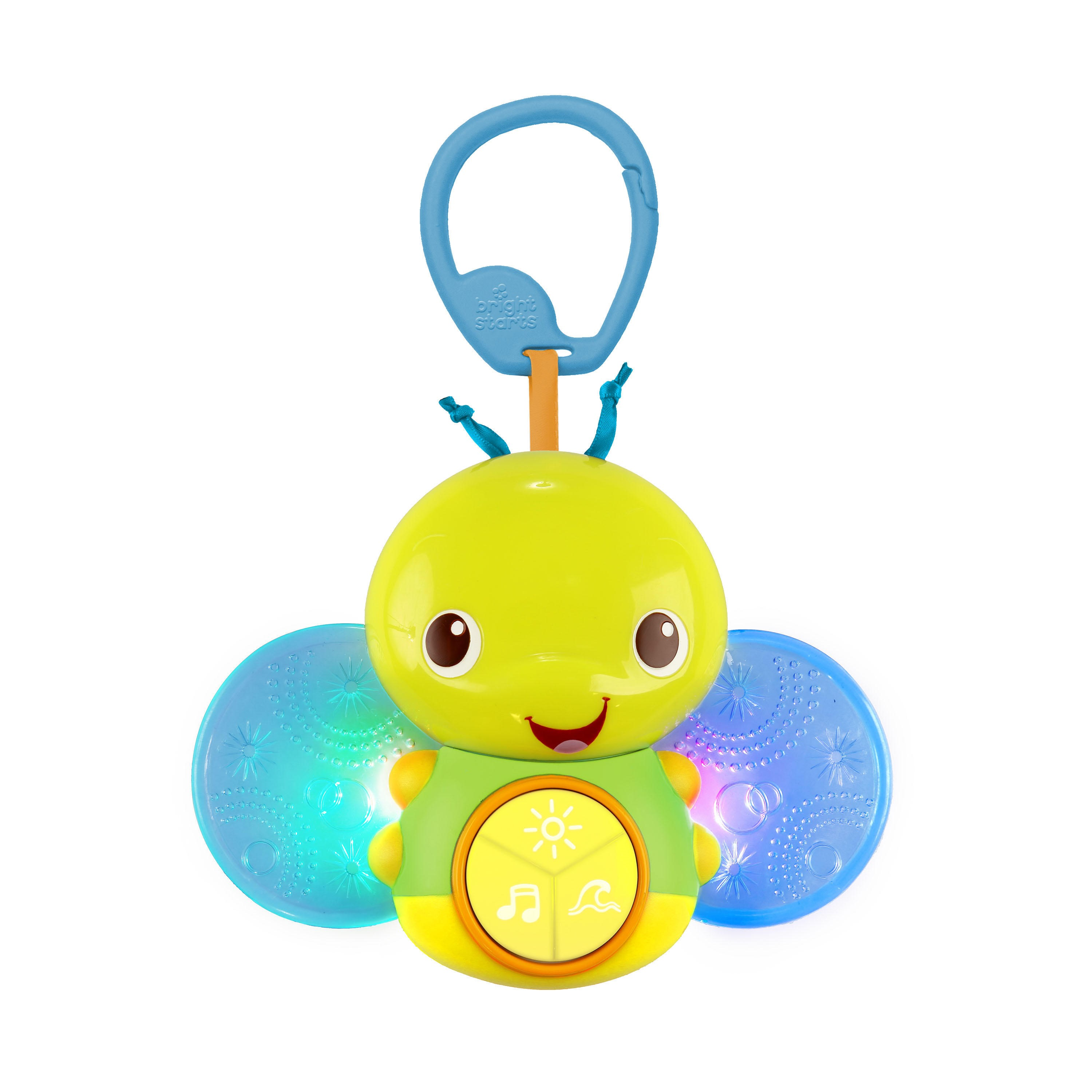 Bright Starts Beaming Buggie Take Along Toy by Bright Starts