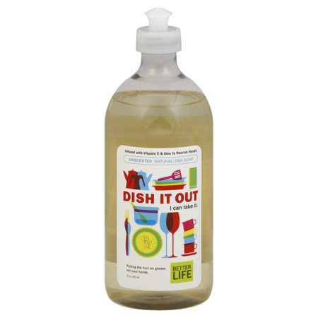 Better Life Dish It Out Dish Soap, 22 Oz