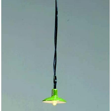 Green Shade Lamp