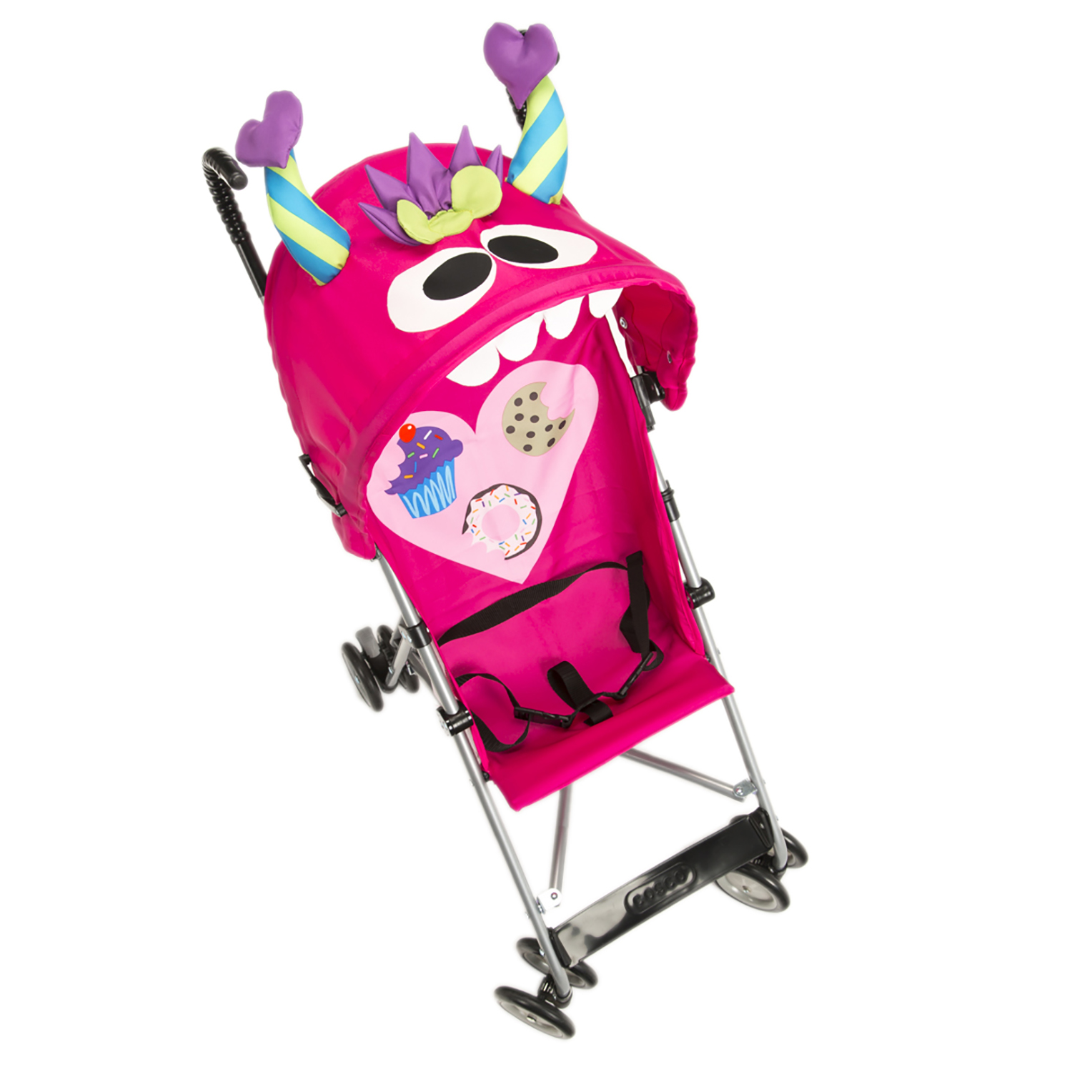 Cosco Character Lightweight Umbrella Stroller, Monster Shelley
