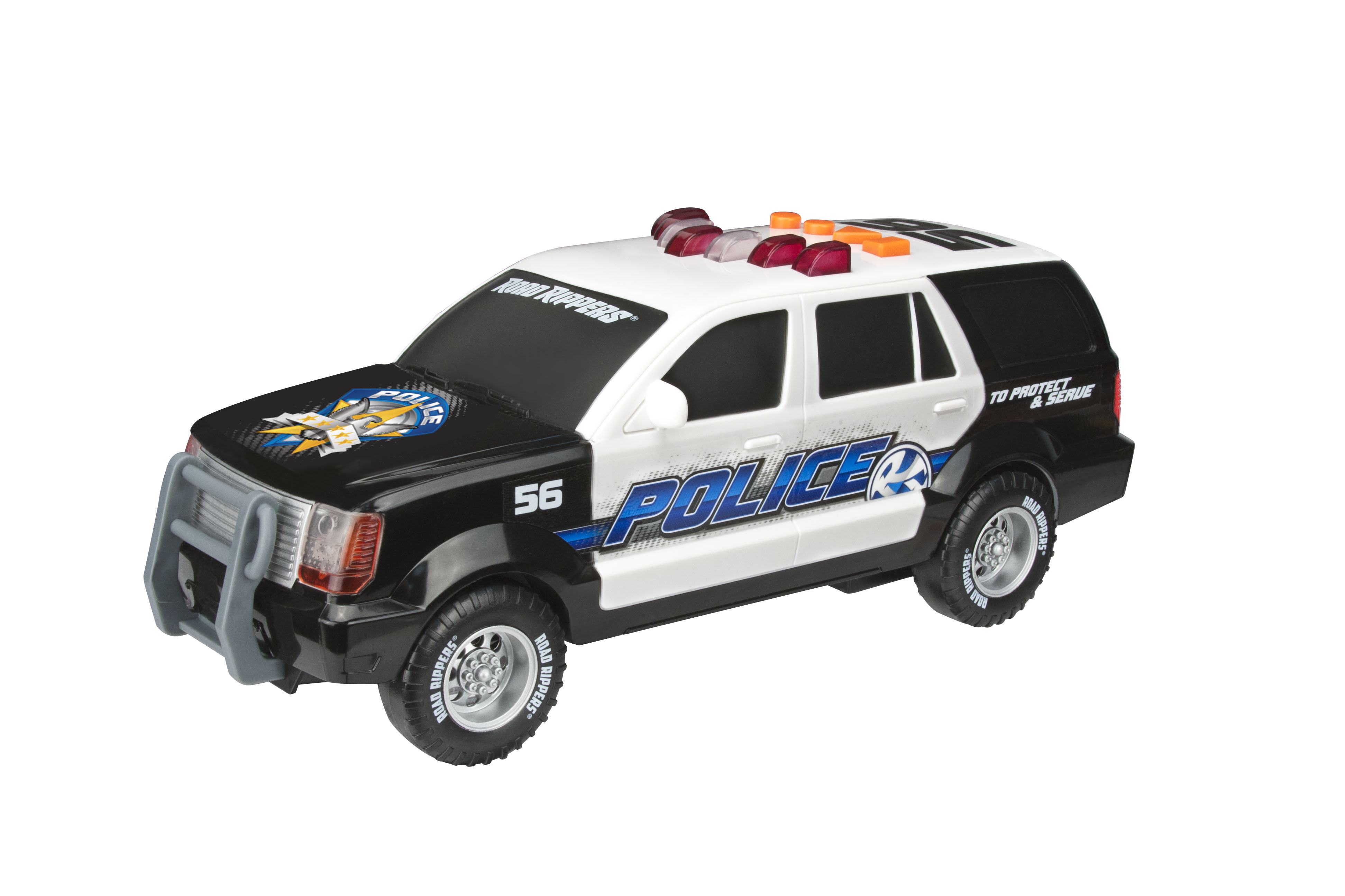 """Road Rippers 12"""" Rush & Rescue Police SUV by Toy State International Limited"""