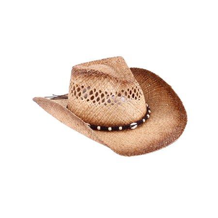 Old Stone Mel Women's Cowboy Drifter Style Hat
