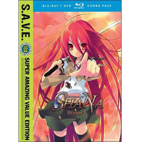 Shakugan No Shana: Season One (S.A.V.E.) (Blu-ray + DVD) (Japanese)