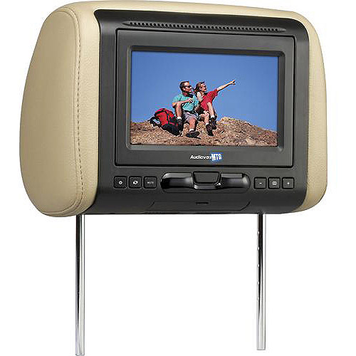 "Audiovox AVXMTGHR1M 7"" Headrest Monitor System by Audiovox"