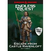 Dungeons & Dragons: Escape from Castle Ravenloft : An Endless Quest Book