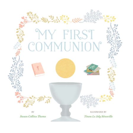 First Communion Glass - My First Communion