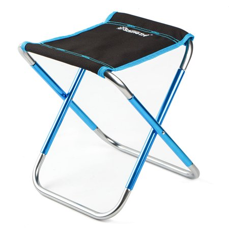 Astonishing Shinetrip Outdoor Mini Portable Folding Stool Aluminum Alloy And Oxford Cloth Chair With Storage Bag Evergreenethics Interior Chair Design Evergreenethicsorg