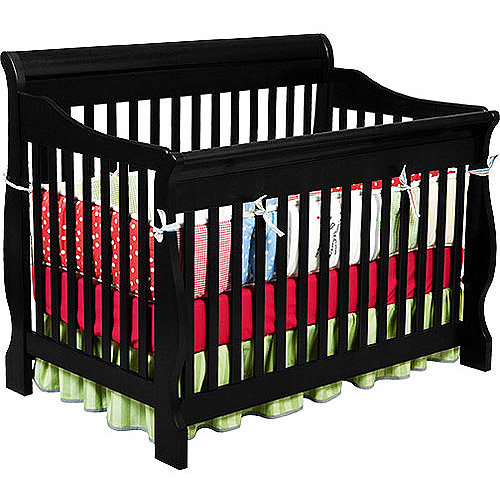 Delta - Canton 4-in-1 Convertible Crib, (Choose Your Finish)