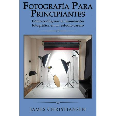 Fotografía para principiantes: Cómo configurar la iluminación fotográfica en un estudio casero - (Un Sueno En La Floresta Sheet Music)