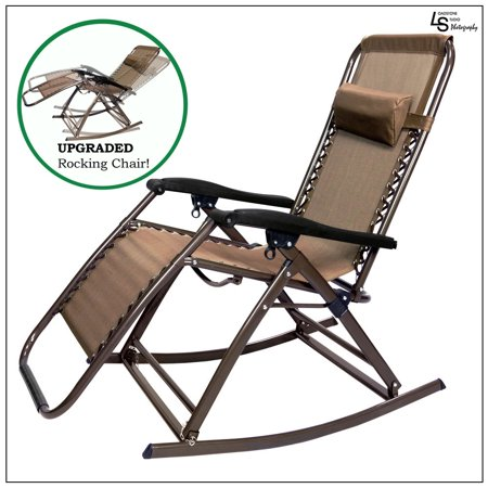 Loadstone Studio Infinity Zero Gravity Rocking Chair