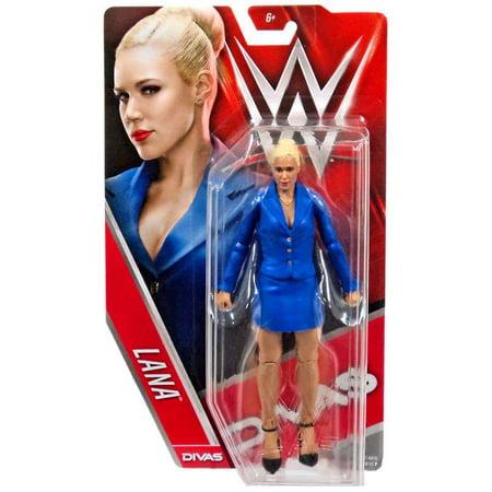 WWE Wrestling Lana Action Figure Superstar Scale 6