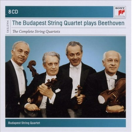 The Budapest String Quartet Plays Beethoven