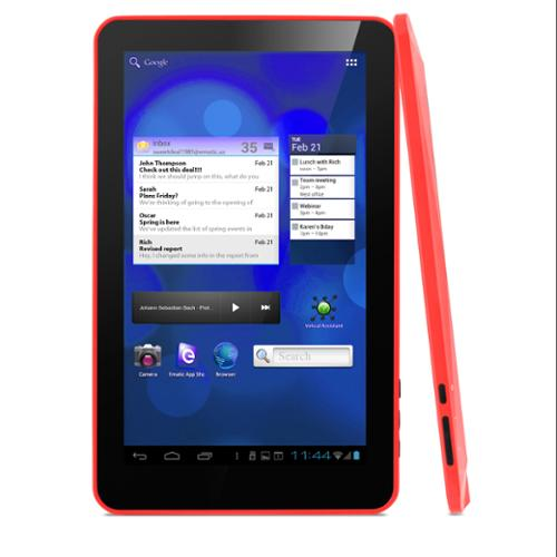 "Ematic XL Pro 2 10"" Google Android 4.0 Capacitive Tablet with 4GB & Wi-Fi Ready"
